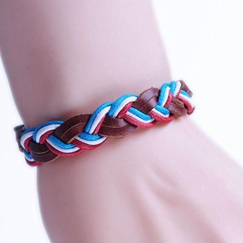 Gemini-New-Unisex-Leather-And-Hemp-Plaited-Surfer-Wristband-Bracelets-Great-Valentines-Day-Gifts-For-Men-Women-Teens-Boys-Girls-Gm097A