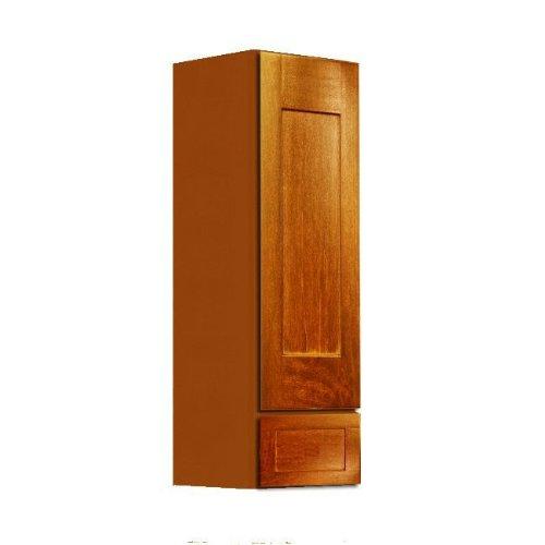 Shaker Panel Door Style Linen Wall Cabinet 18