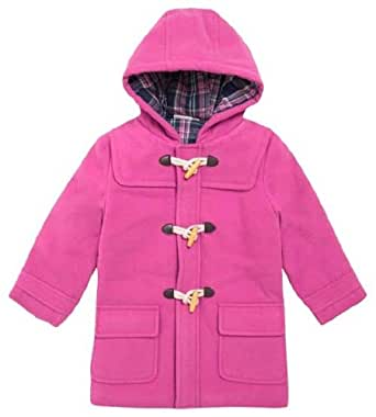 Amazon.com: JoJo Maman Bebe Girls' Duffle Coat: Outerwear