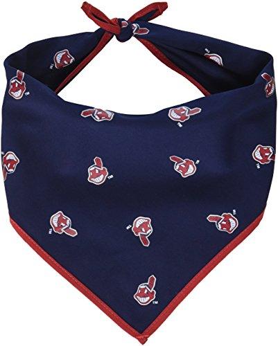 Sporty K9 MLB Cleveland Indians Dog Bandana, -