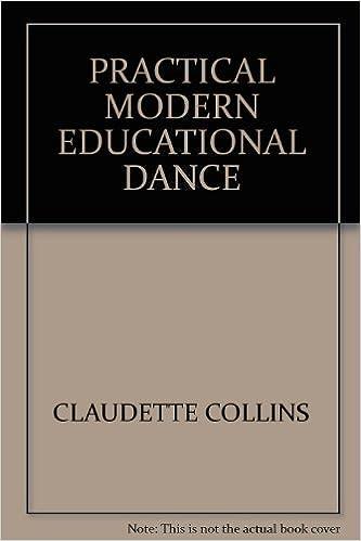 PRACTICAL MODERN EDUCATIONAL DANCE