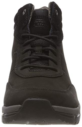 Pl black 13 Impact Camel 1 Sneaker Nero Alto Active Uomo A Collo xxrEwv5t