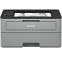Brother Compact Monochrome Laser Printer, HLL2350DW, Wireless Printing, Duplex Two-Sided Printing, Amazon Dash Replenishment Enabled