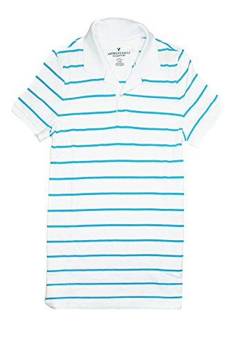 American Eagle Solid Pique Shirt product image