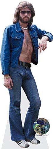 Barry Gibb (1970s) Mini Cutout (1970s Mini)