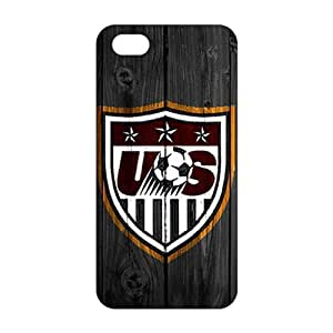 Usa Soccer 3D Phone Case for iPhone 5s