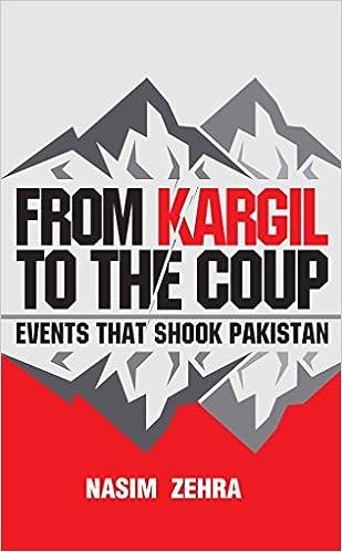 Nasim Zehra's Book on Kargil. Review by Maj Amin