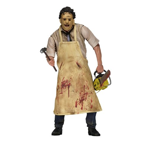 "NECA Texas Chainsaw Massacre 7"" Ultimate Leatherface Action Figure"