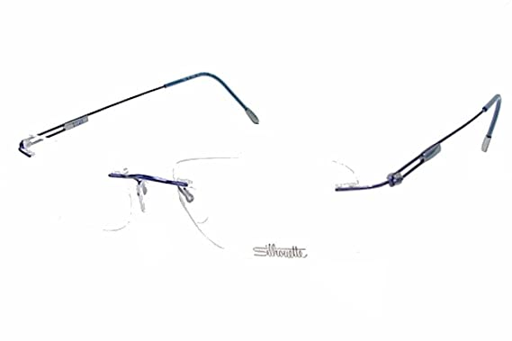 SILHOUETTE 7532 Titan Next Generation III 6080 Straight Blue Optical ...