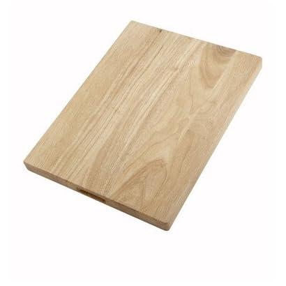 Winco WCB-1824 Wooden Cutting Board, 18-Inch by 24-Inch by 1.75-Inch 41740McptwL