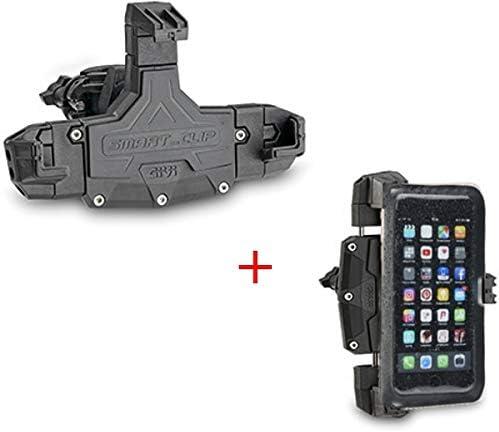 MIM Distribution - Kit Pinza Porta Smartphone s920L Givi con Funda ...