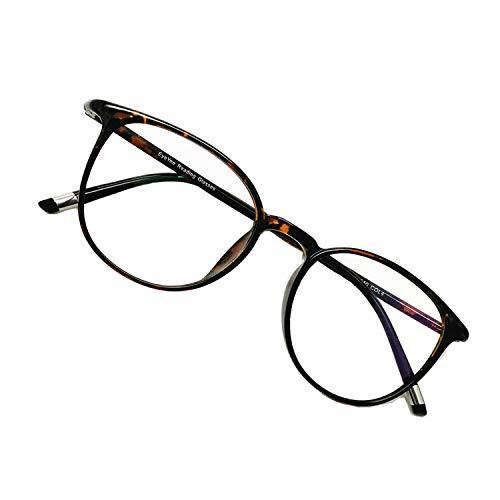 Best Specs Womens Eyeglasses - Reading Glasses 1.50 Tortoise Round Reader