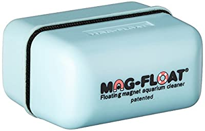 Gulfstream Tropical AGU00035A Mag-Float Acrylic Aquarium Cleaner, Small from TopDawg Pet Supply