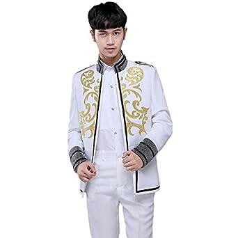 Amazon.com: MYS - Traje y pantalón para hombre, diseño ...