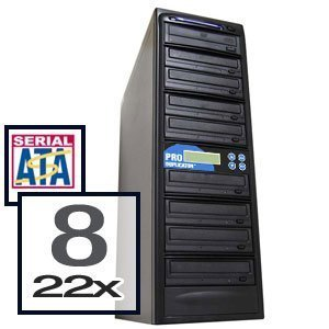 Produplicator - A8DVDS22X320G CD/DVD Duplicator