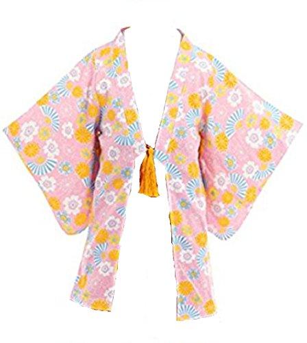 yoshi edward Kids Girls Japanese Princess Halloween Costume Kimono Yukata Dress Up & Role Play