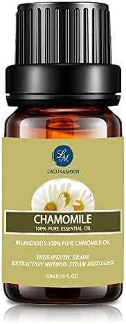 Chamomile Essential Oil, Natural Aromatherapy Oils,Therapeutic Grade,10ml
