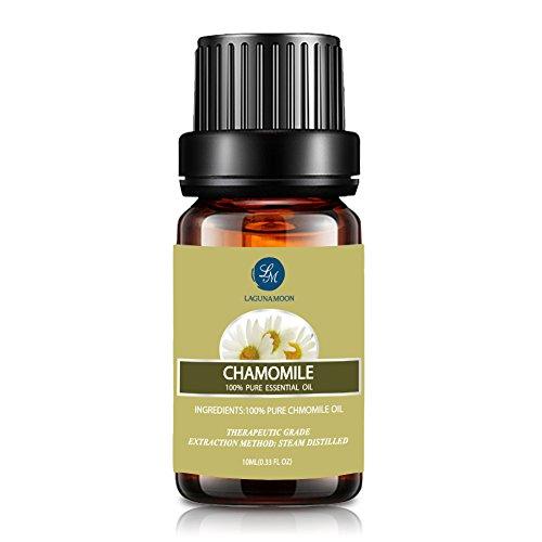 Chamomile Essential Oil, Aromatherapy Oils,Therapeutic Grade,10ml