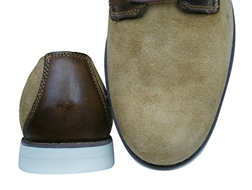 Cuir Homme Ville Suede LITE Timberland Ortholite Brun STORMBUCK Chaussures de XqwxHKSY4I
