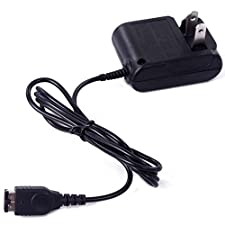BlueSnail Universal WALL Charger Adapter Power for Nintendo Gameboy DS Advance SP GBA [Game Boy Advance]