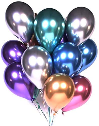 "12/"" INCH Latex Balloons Helium /& Air Quality Ballons 16 COLOURS Baloons Birthday"