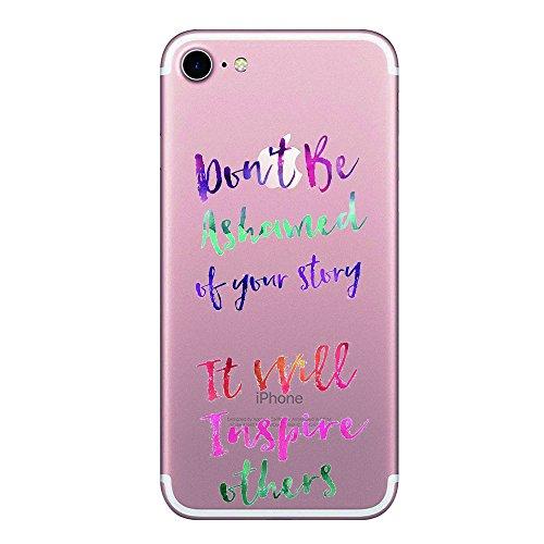 iphone 6 Cover ,Transparent Custodia Antiuroto Ultra Sottile Bumper Soft Morbido TPU Gel Silicone Protettiva Case per i Phone 6s Plus (i Phone 6s/6 Plus, Gel di silice 2)