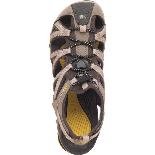 ffa186d2188ca Womens Karrimor Nevada Closed Toe Sandals Brown Girls Ladies (3 UK 3 EUR 36)   Amazon.co.uk  Shoes   Bags