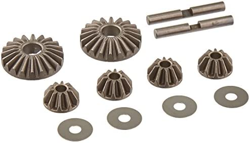Losi Front/Rear Diff Bevel Gear Set:LST/2,:LST3XL-E, LOSB3538