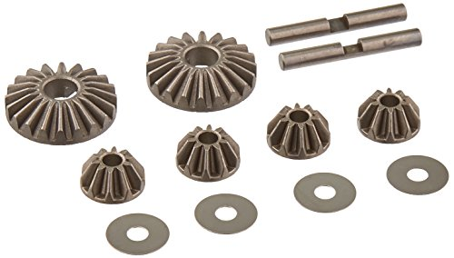 Team Losi Front/Rear Diff Bevel Gear Set: (Bevel Gear Set)