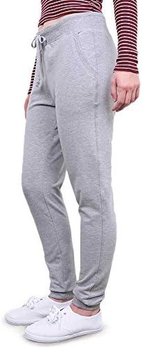 Ambiance Juniors de la mujer Soft Jogger Pants