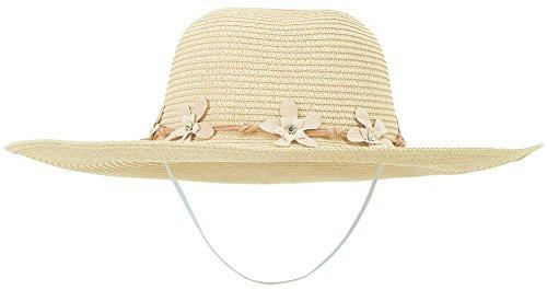 Women's Spring/Summer Wide Brim Straw Beach Hat