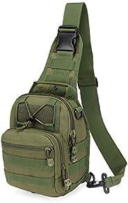 HAOMUK Outdoor Tactical Backpack,Military Sport Bag Pack Shoulder Backpack