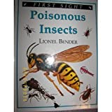 img - for Poisonous Insects (First Sight) book / textbook / text book