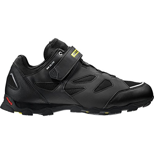 Mavic XA Elite Shoe - Men's Black/Black, US 11.0/UK 10.5