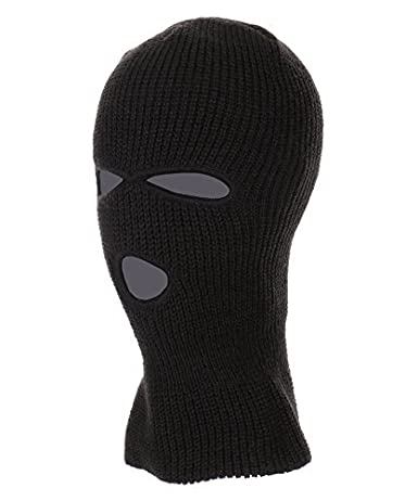 RufnTop Ski Mask for Cycling & Sports Motorcycle Neck Warmer Beanie Winter Balaclava Cold Weather Face Mask MRuf-Mask01_01