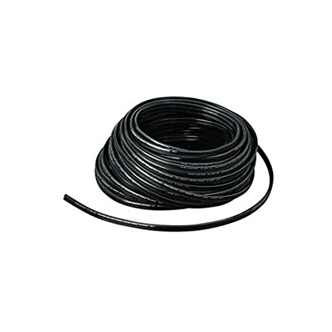 WAC Lighting 9500-12G-BK WAC Accessories 500Ft Spool 12V 2-Wire Direct Burial Cable for Landscape Lighting 500 Feet Black on Aluminum