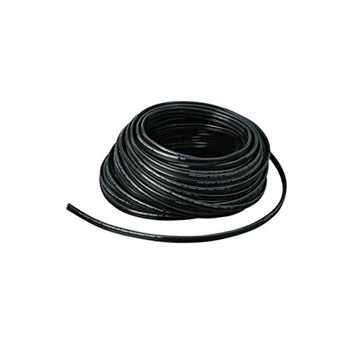 WAC Lighting 9100-12G-BK WAC Landscape Accessories 100Ft Spool 12V 2-Wire Direct Burial Cable For Landscape Lightingblack by WAC Lighting