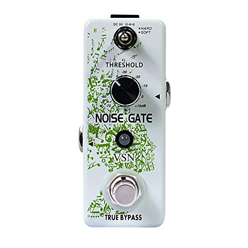VSN Noise Killer Guitar Noise Gate Suppressor Effect Pedal 2
