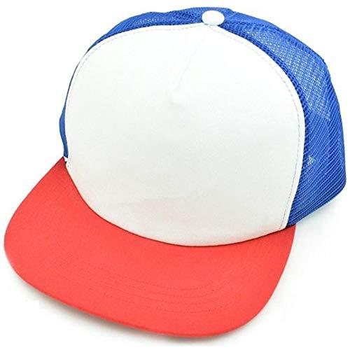 Shopular Stranger Things Drama Dustin Cap Recover Cosplay Snapback Baseball  Hat d0189482d8f0