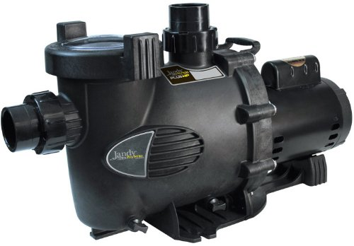 Zodiac Jandy PHPF2.0-2 PlusHP 2-HP 2 Speed Full-Rated High Head Pump, 230 VAC ()