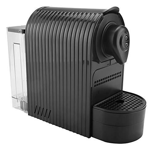 Pokerty Cafetera de cápsulas, máquina de café en cápsulas Máquina de café Espresso con Modo automático Apagado para café…