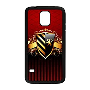 Creative Shield Pattern High Quality Custom Protective Phone Case Cove For Samsung Galaxy S5