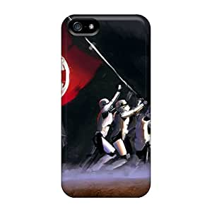 First-class Cases Covers For Iphone 5/5s Dual Protection Covers Movies Star Wars