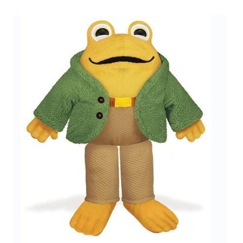 YOTTOY Frog and Toad Plush Friends (Toad Soft Toy)]()