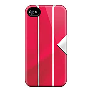 Marycase88 Iphone 6plus Protector Hard Phone Cover Support Personal Customs Vivid Cincinnati Reds Skin [TOS16143EOdj]