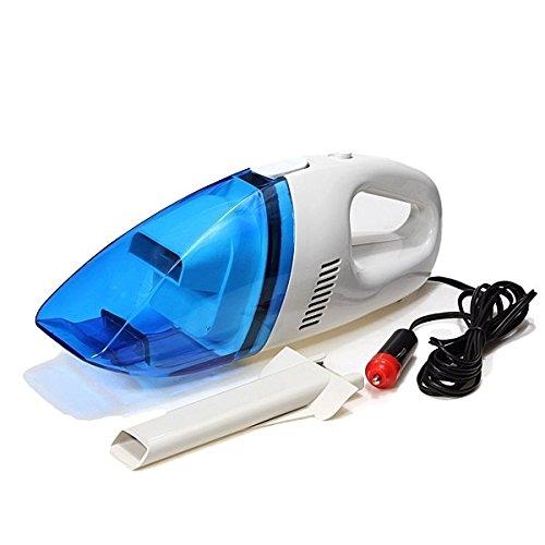 Sedeta Car Vacuum Cleaner high power Wet Dry Vacuum 12 Volt 60W Portable Handheld Vacuums cordless Lightweight Dustbuste by Sedeta (Image #6)
