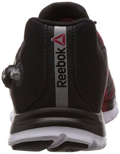 REEBOK - Herren- Zpump Fusion in Schwarz und Rot für herren