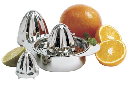 Norpro Stainless Interchange Triple Juicer