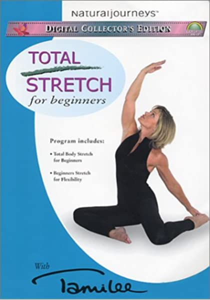 Amazon Com Total Stretch For Beginners With Tamilee Tamilee Webb N A Movies Tv