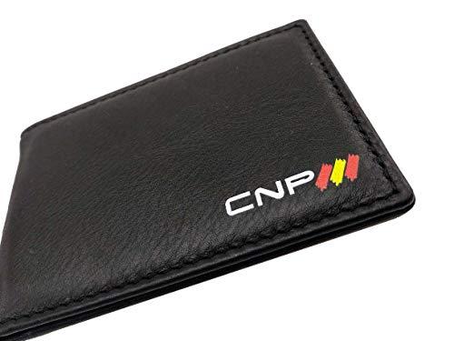 Cartera Porta Insignia para el CNP 3